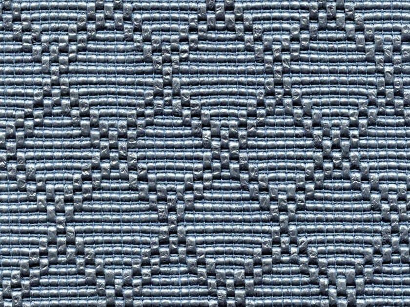 Jacquard upholstery fabric with graphic pattern ETOILE DES SABLE - Élitis