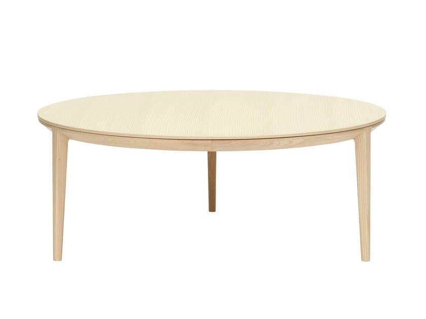 Tavolino Rotondo Legno Essenza Bim : Tavolino rotondo in legno etoile sp
