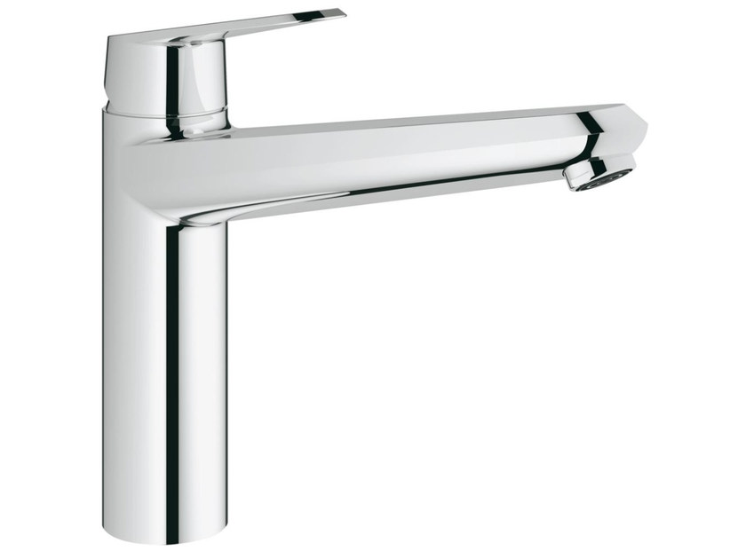 Countertop 1 hole kitchen mixer tap with swivel spout EURODISC COSMOPOLITAN | Kitchen mixer tap - Grohe