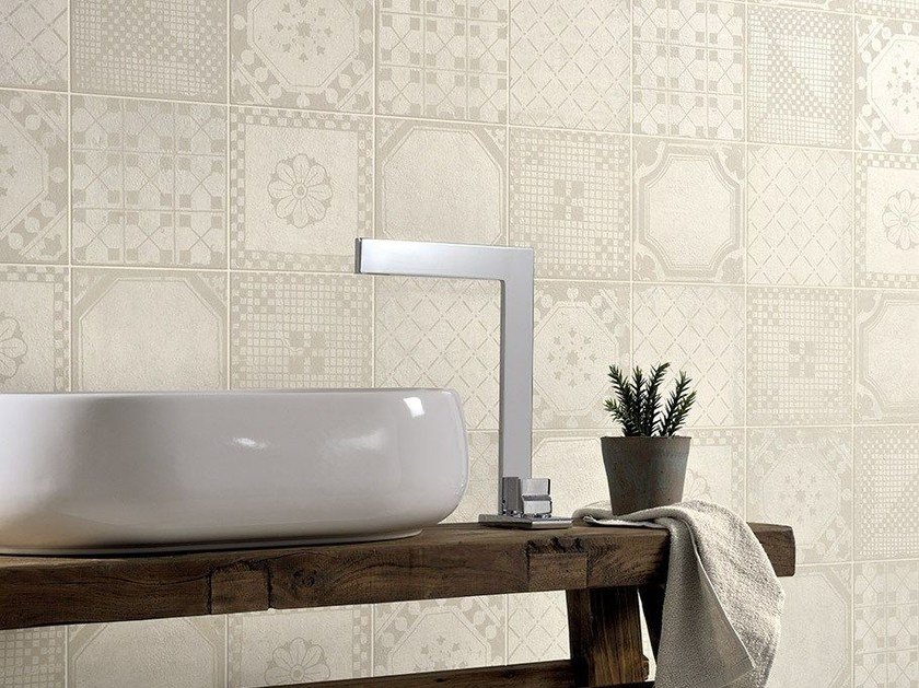 Indoor porcelain stoneware wall tiles EVOKE | Wall tiles - Ceramica Fioranese