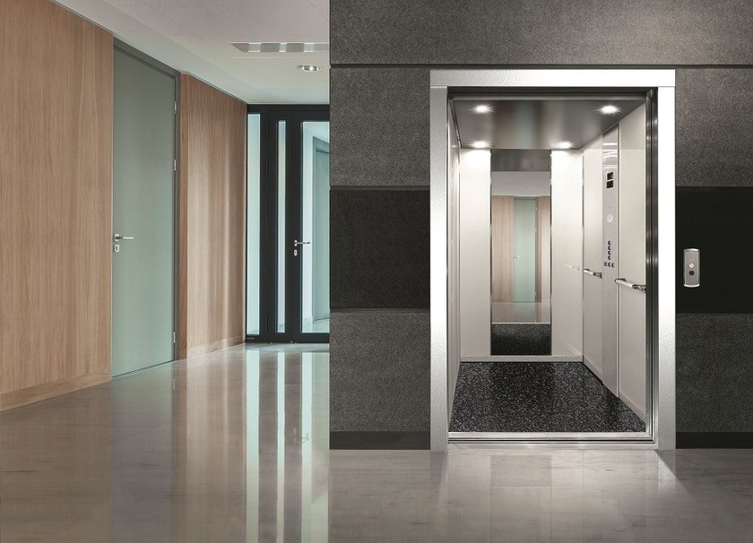 Machine Room-Less Lift evolux.eco® by CEAM