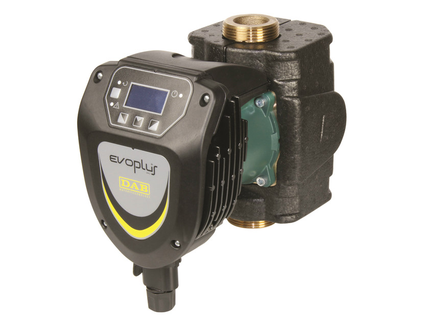 Circulator for heating and air-conditioning systems EVOPLUS SMALL SAN by Dab Pumps