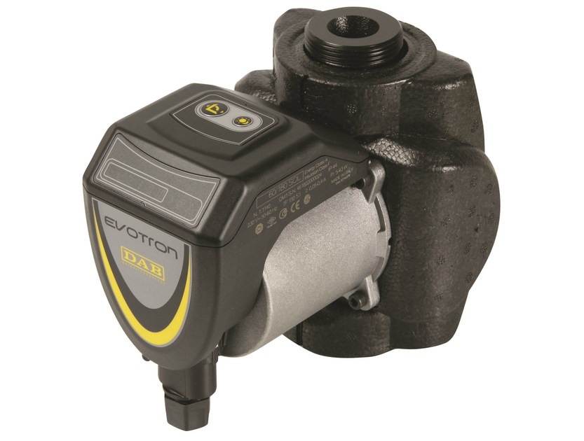 Pump and circulator EVOTRON SOL - Dab Pumps