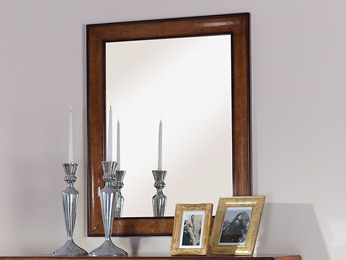 Rectangular framed mirror EXCLUSIVE | Mirror by Arvestyle