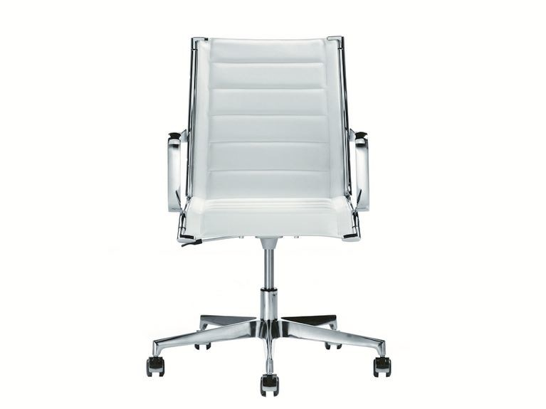 Low back executive chair DEKORA SOFT | Executive chair - Quadrifoglio Sistemi d'Arredo