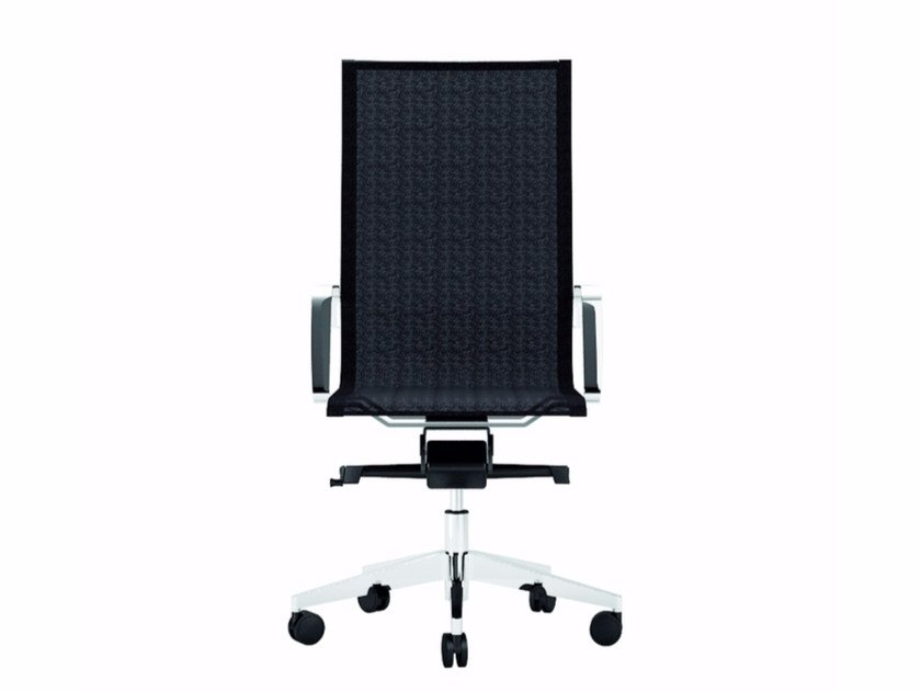 High-back executive chair DIVA | Executive chair - Quadrifoglio Sistemi d'Arredo