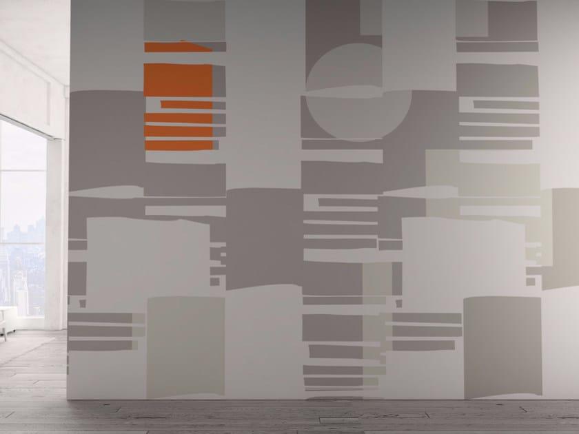 Papel pintado lavable de vinilo con motivos explorer for Papel pared lavable