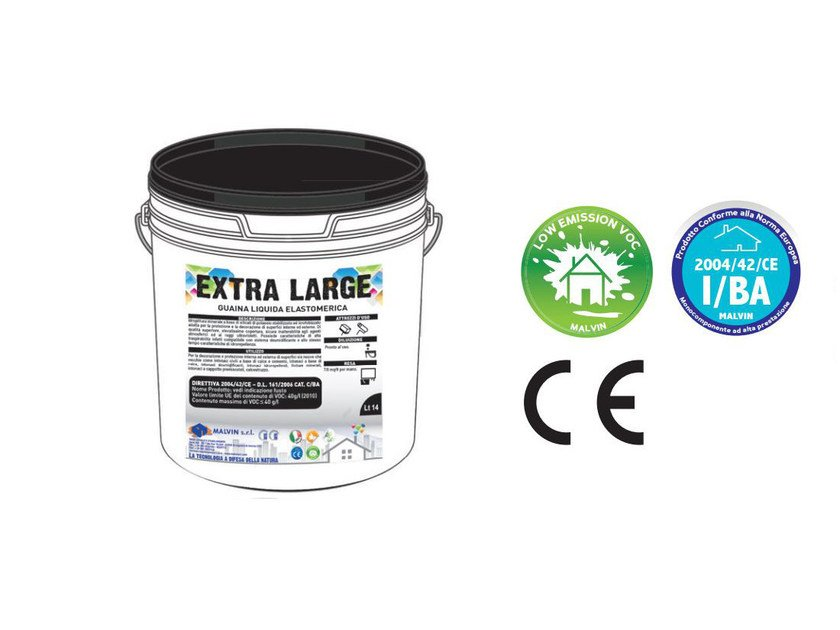 Cement-based waterproofing product EXTRA LARGE by malvin