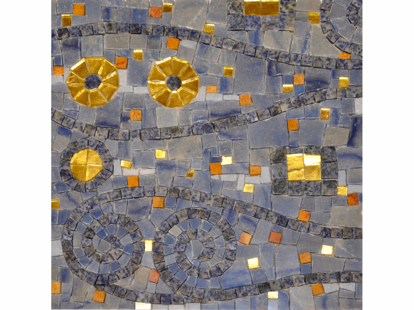 Marble mosaic F1 - FRIUL MOSAIC