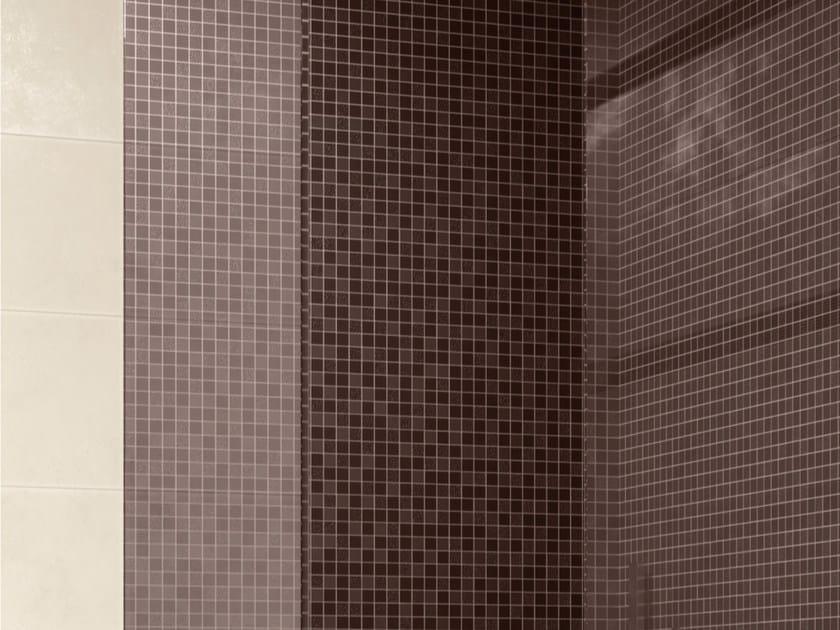 White-paste mosaic FABRIC   Mosaic - Ceramiche Marca Corona