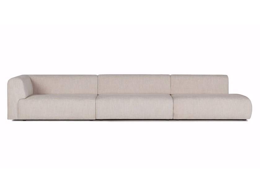 Fabric sofa DUO | Fabric sofa by SANCAL