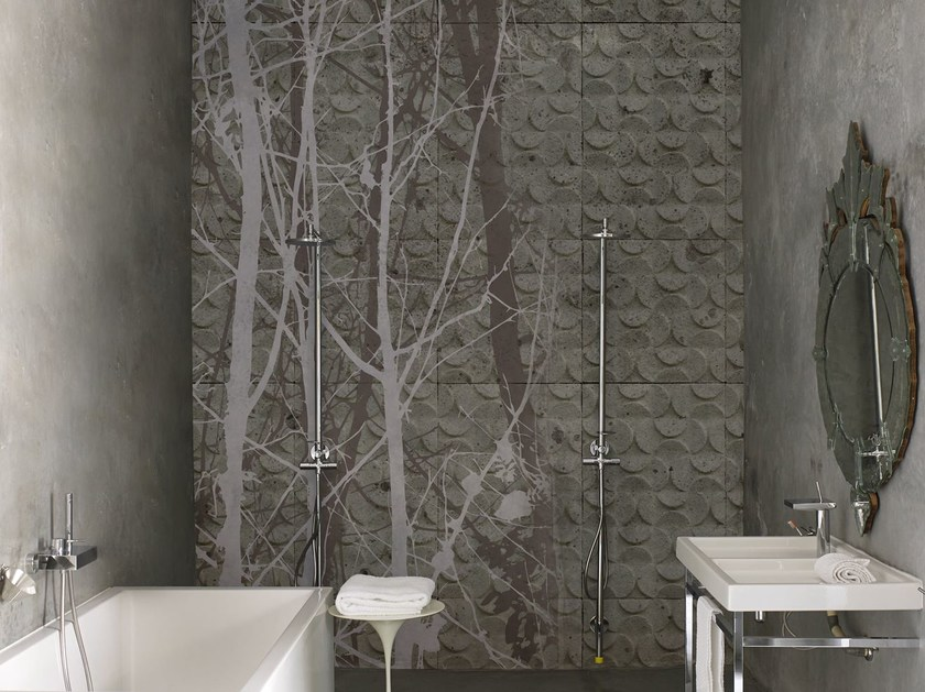 Motif wallpaper FAGALES by Wall&decò