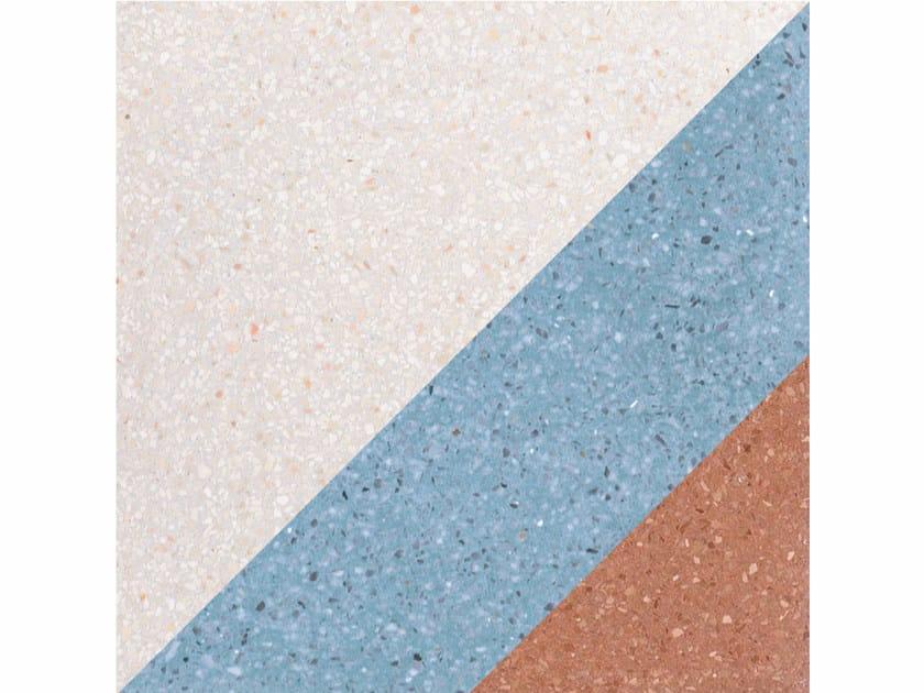 Marble grit wall/floor tiles FALSTAFF - Mipa