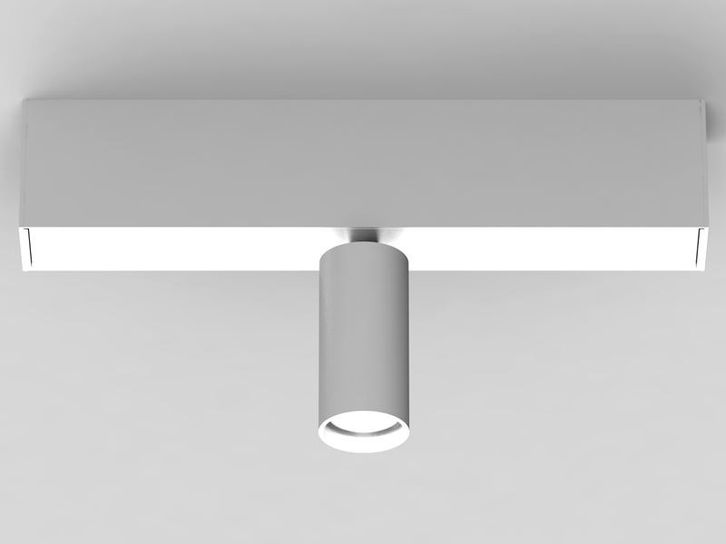 LED adjustable spotlight FARETÈN | Round spotlight by LUCIFERO'S