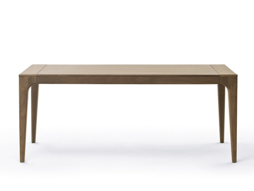 Extending rectangular table FASHION | Rectangular table - Pacini & Cappellini