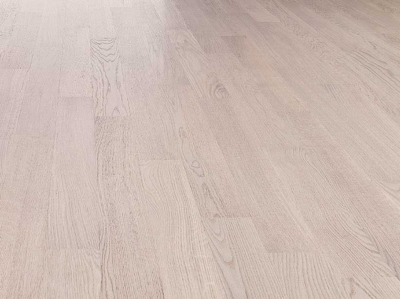 Oak parquet FASHION WHITE - GAZZOTTI