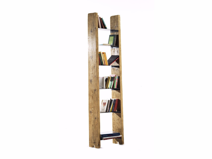 Open spruce bookcase FAUST by Vontree