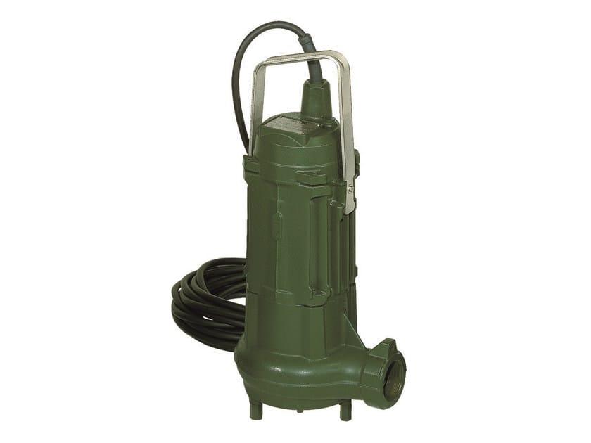 Sewage and waste water FEKA 1400-1800 - Dab Pumps