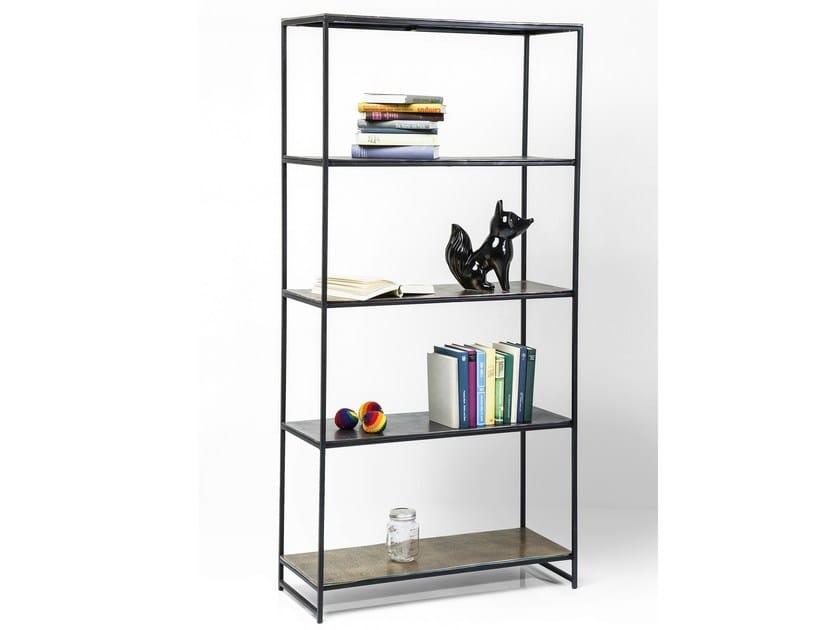 Open metal bookcase FETTA - KARE-DESIGN