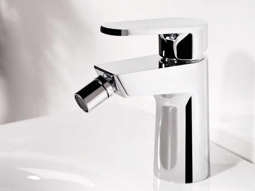Single handle bidet mixer FEVERPLAT | Bidet mixer - RUBINETTERIE RITMONIO