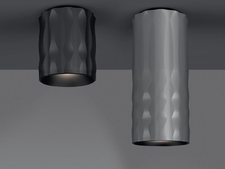 LED direct light ceiling lamp FIAMMA   Ceiling lamp - Artemide
