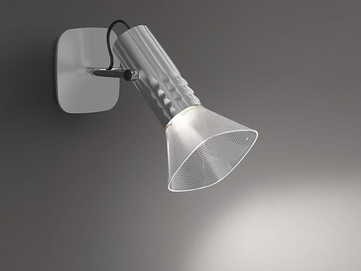 LED direct light wall lamp FIAMMA | Wall lamp - Artemide
