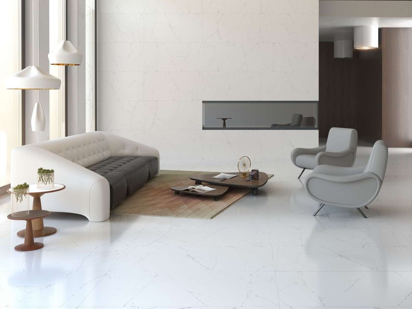 Porcelain stoneware wall tiles / flooring FIDIAS by Museum