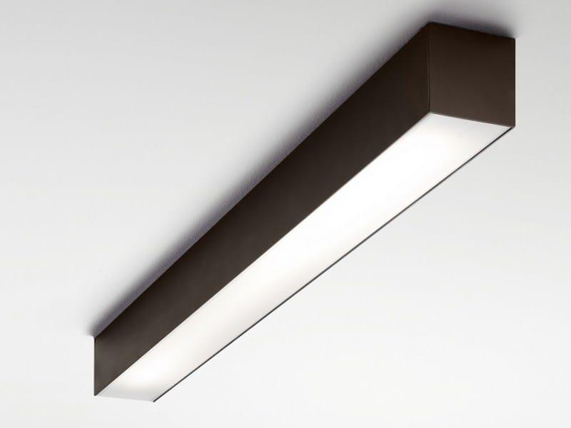 LED extruded aluminium ceiling lamp FILE 2 | LED ceiling lamp by LUCIFERO'S