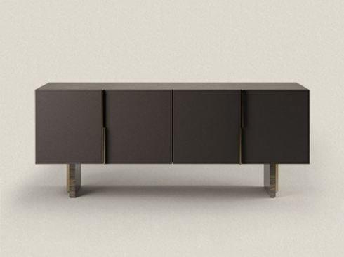 Wood veneer sideboard CABINET 180B - Paolo Castelli