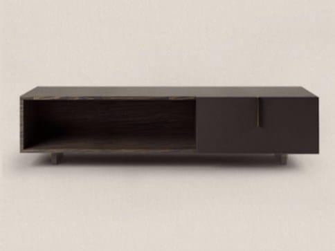 Wood veneer sideboard CABINET 220 - Paolo Castelli