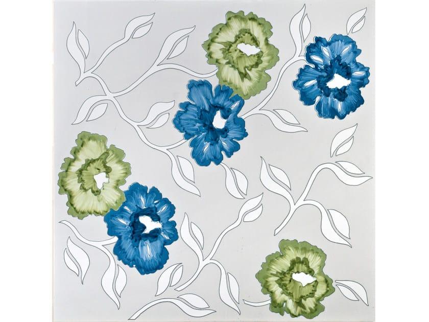 Ceramic wall tiles / flooring FIORI GRANDI MONTECHIARO - CERAMICA FRANCESCO DE MAIO