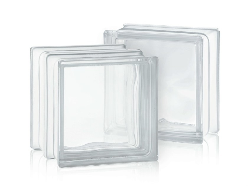 Glass block FIRE RESISTANCE - Seves S.p.A. Divisione Glassblock