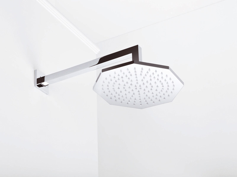 Wall-mounted overhead shower with arm FIRENZE 310/320A - RUBINETTERIE STELLA