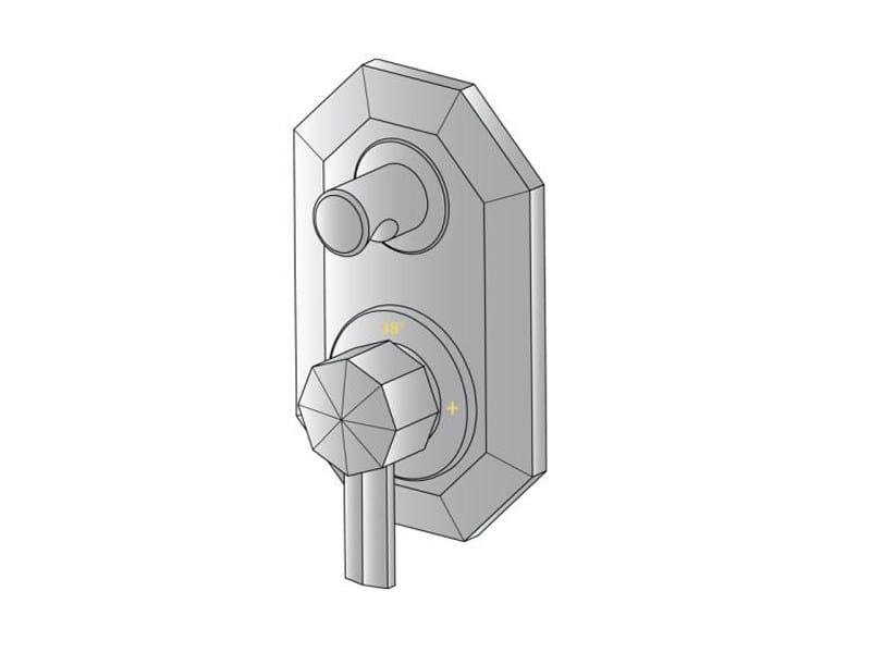 Shower mixer FIRENZE 3254MC - RUBINETTERIE STELLA