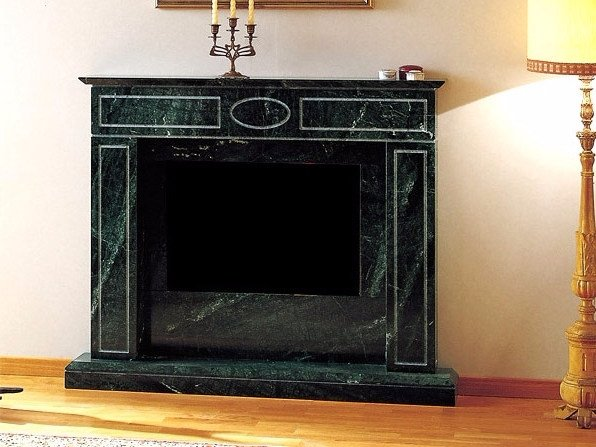 Fireplace Mantel ATENE | Fireplace Mantel by Arvestyle