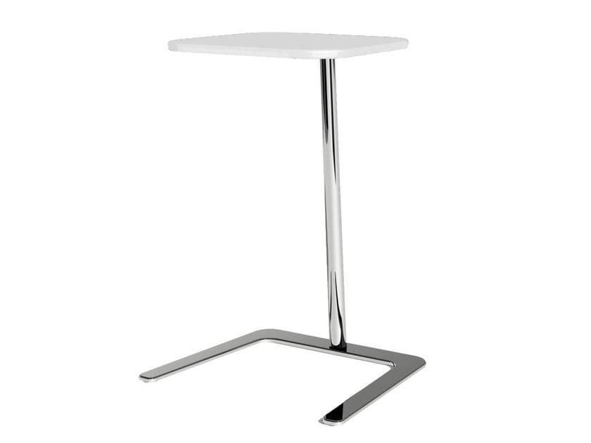 Lacquered rectangular PC coffee table FLAMINGO | Lacquered coffee table by Boss Design