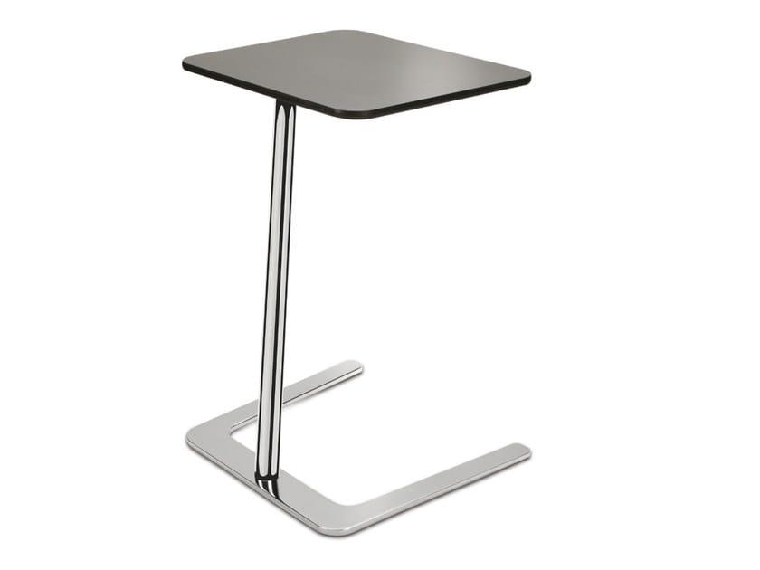 Rectangular PC laminate coffee table FLAMINGO | Laminate coffee table - Boss Design