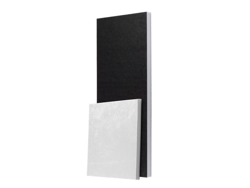 Foam decorative acoustical panels FLAT PANEL TECH F - Vicoustic by Exhibo