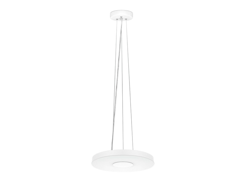Steel pendant lamp FLAT | Pendant lamp - ONOK Lighting