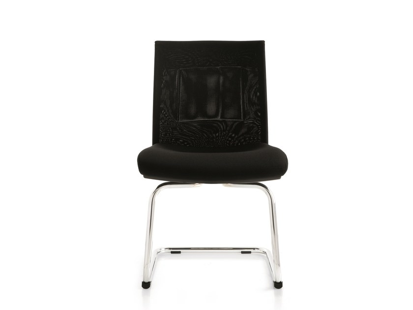 Cantilever training chair FLAT02 | Cantilever training chair by Emmegi