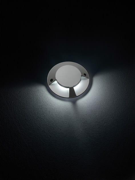 LED walkover light die cast aluminium steplight FLEX.C F.8212 - Francesconi & C.