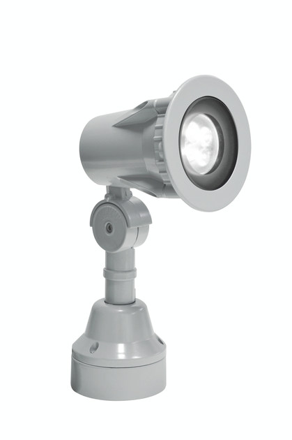 LED aluminium Outdoor floodlight FLEX F.4025 - Francesconi & C.