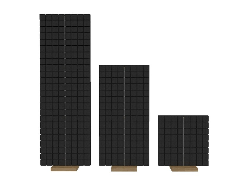 EPE decorative acoustical panels FLEXI WALL - Vicoustic by Exhibo