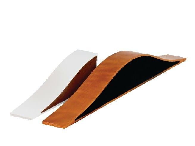 MDF decorative acoustical panels FLEXI WAVE - Vicoustic by Exhibo