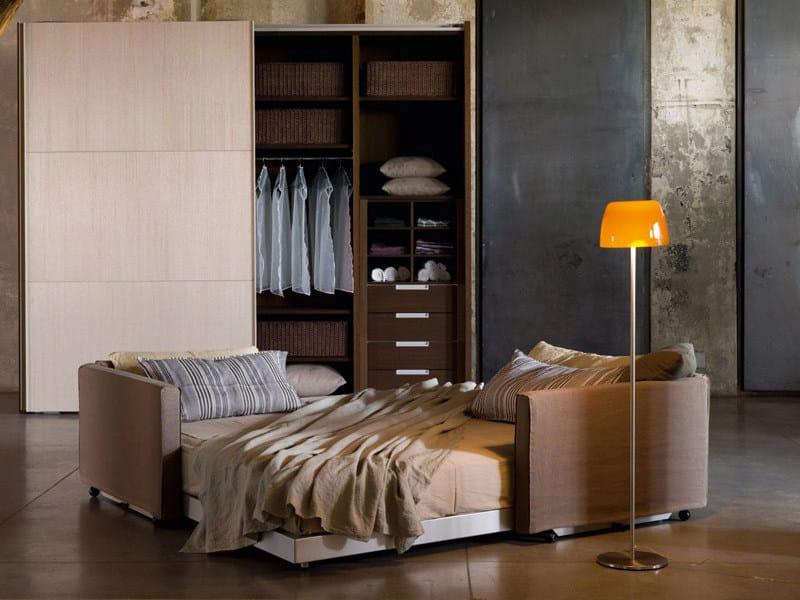 Flipper double bed