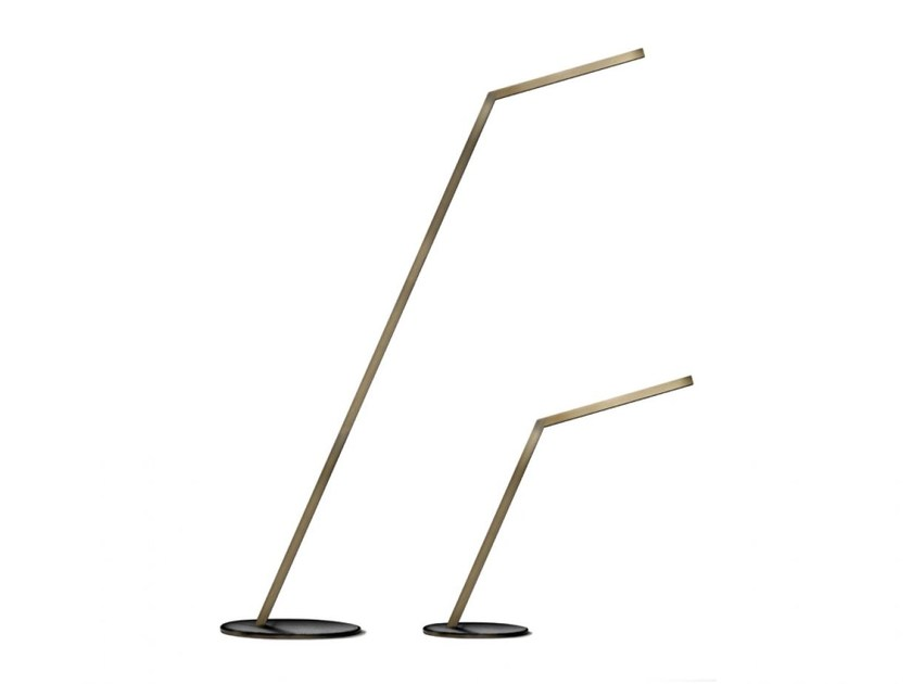 LED floor lamp with dimmer KELLY   Floor lamp by Black Tie