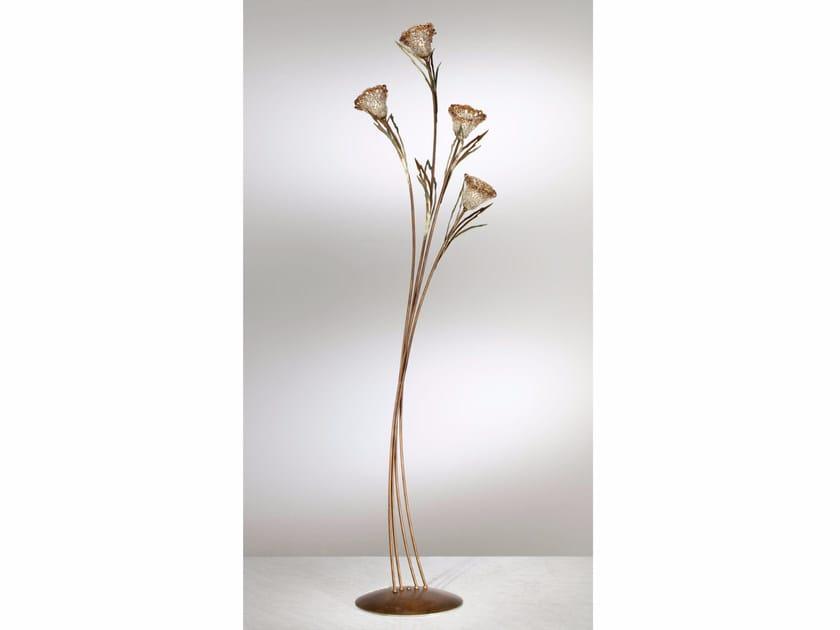 Indirect light crystal floor lamp BETULLA | Floor lamp - IDL EXPORT