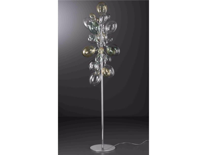 Direct light Pyrex® floor lamp NUVOLA | Floor lamp - IDL EXPORT