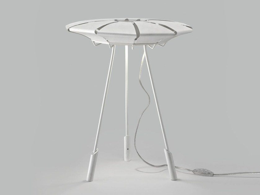 LED plate table lamp CLOVY | Table lamp - Metal Lux di Baccega R. & C.