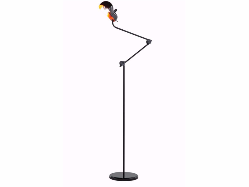Adjustable floor lamp TOPO | Floor lamp - ROCHE BOBOIS